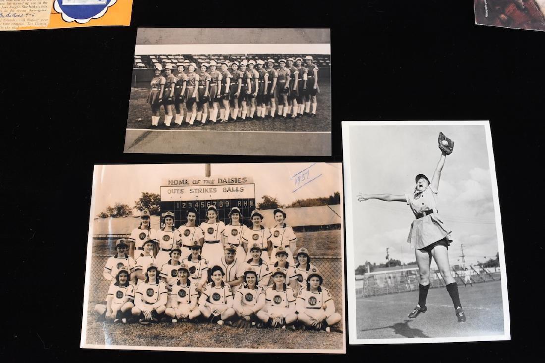 Fort Wayne Daisies & AAGPBL Memorabilia - 6