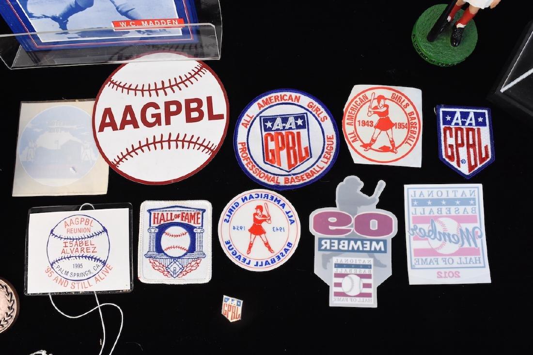 Memorabilia of AAGPBL from Isabel Alvarez - 5