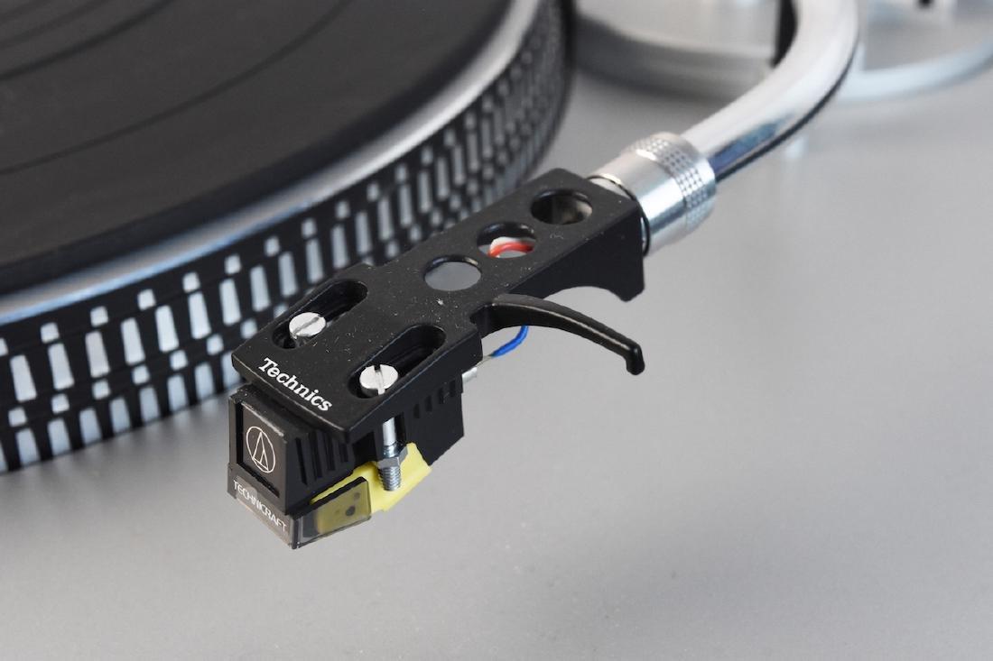 Technics Record/Vinyl Player Model SL-D2 - 3