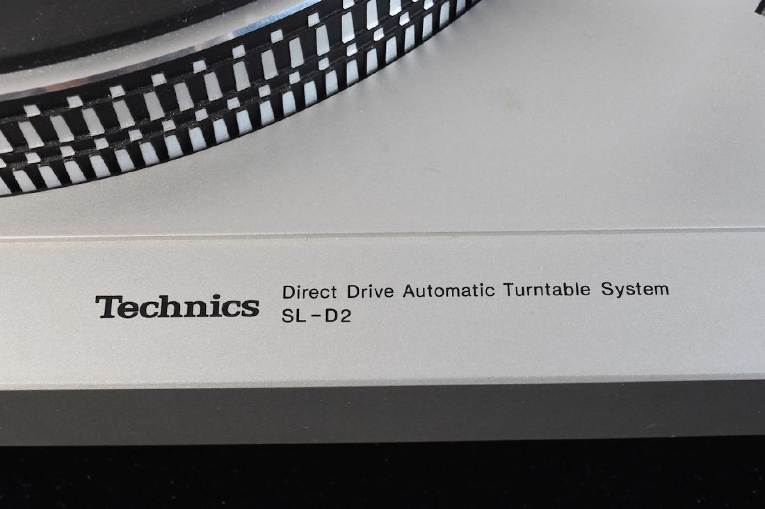 Technics Record/Vinyl Player Model SL-D2 - 5