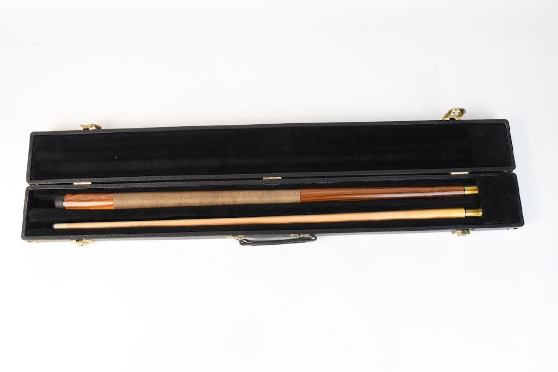 Schmelke Pool Cue In Case