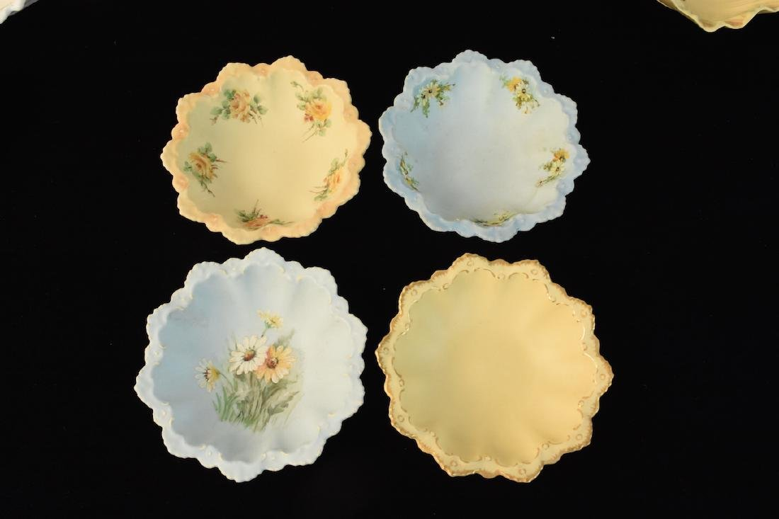 (20) Pieces Vanity Porcelain Signed by M. Lienhart - 4