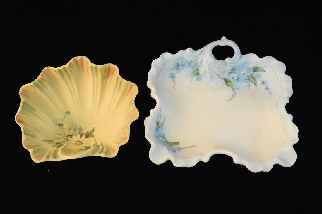 (20) Pieces Vanity Porcelain Signed by M. Lienhart - 6