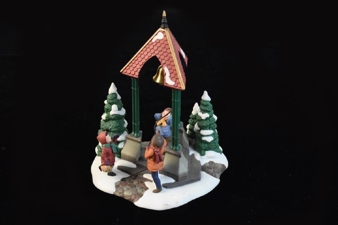 (8) Charles Dickens Dept 56 Collectors Ornaments - 5