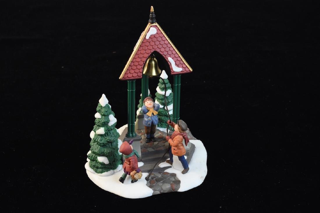 (8) Charles Dickens Dept 56 Collectors Ornaments - 6