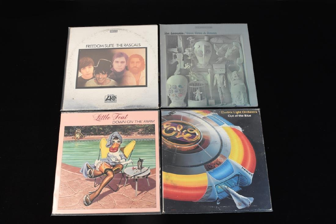 (14) Assorted Records on Vinyl from the 70's - 3