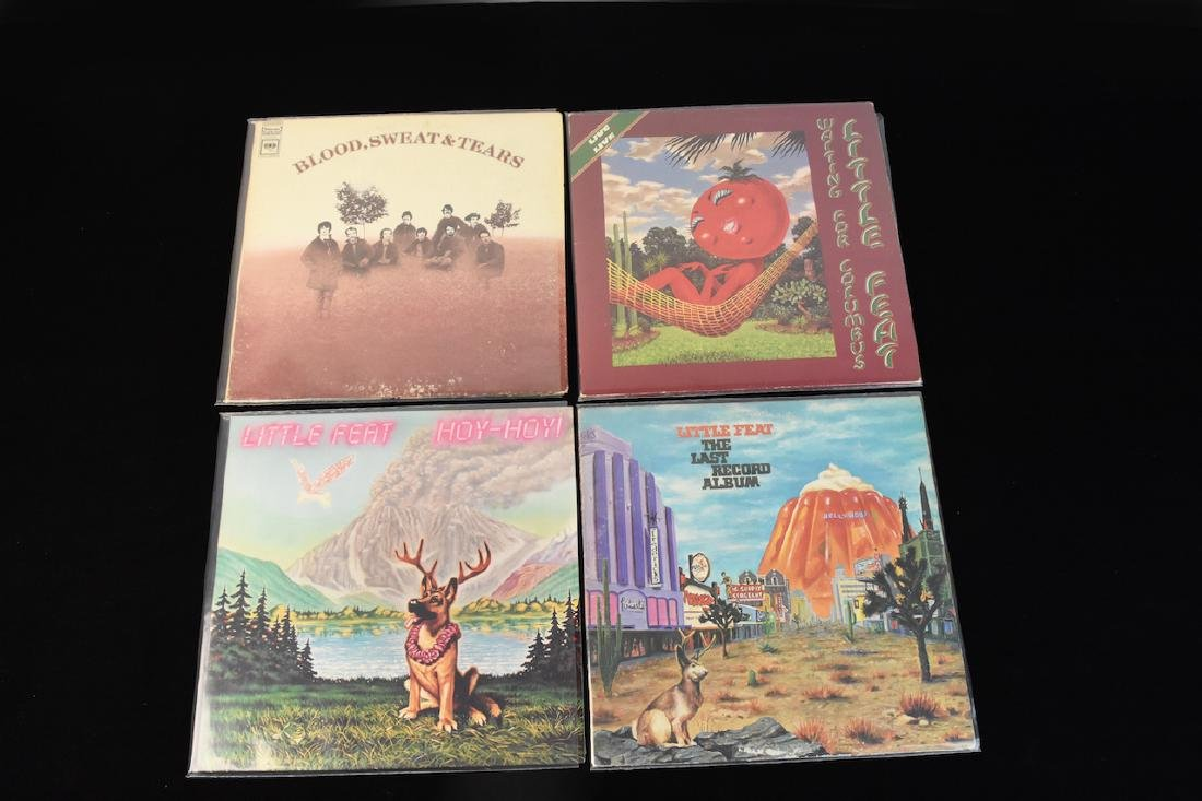 (14) Assorted Records on Vinyl from the 70's - 4