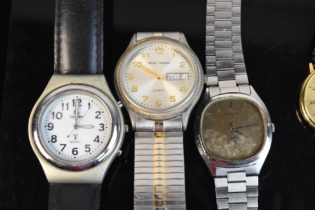 (9) Assorted Watches; Rolex, Citizen, Elgin - 2
