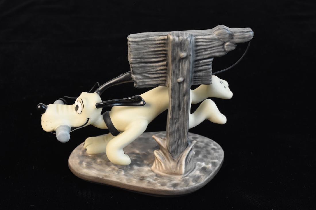 "Classic Walt Disney Collection ""Dynamite Dog"" Figurine - 3"