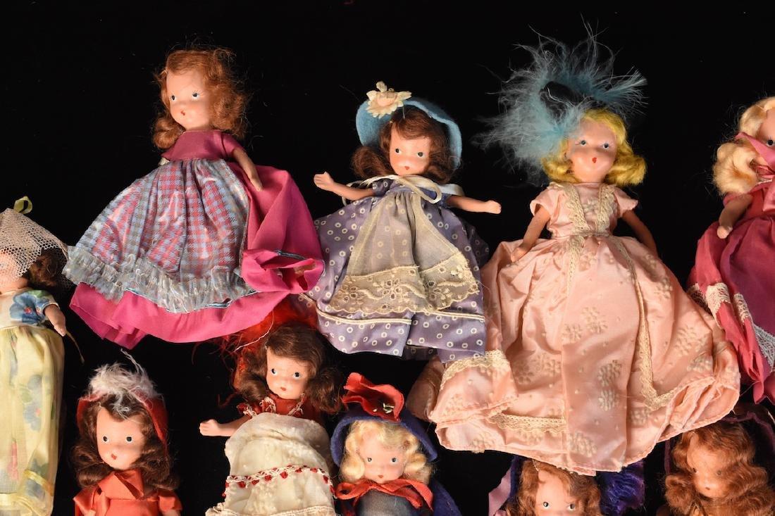 (30) Nancy Ann Storybook Dolls w/ Book - 4