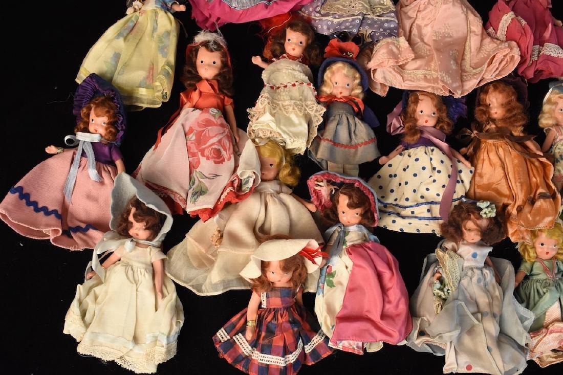 (30) Nancy Ann Storybook Dolls w/ Book - 6