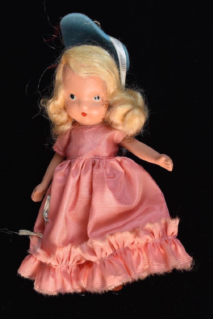 (30) Nancy Ann Storybook Dolls w/ Book - 8