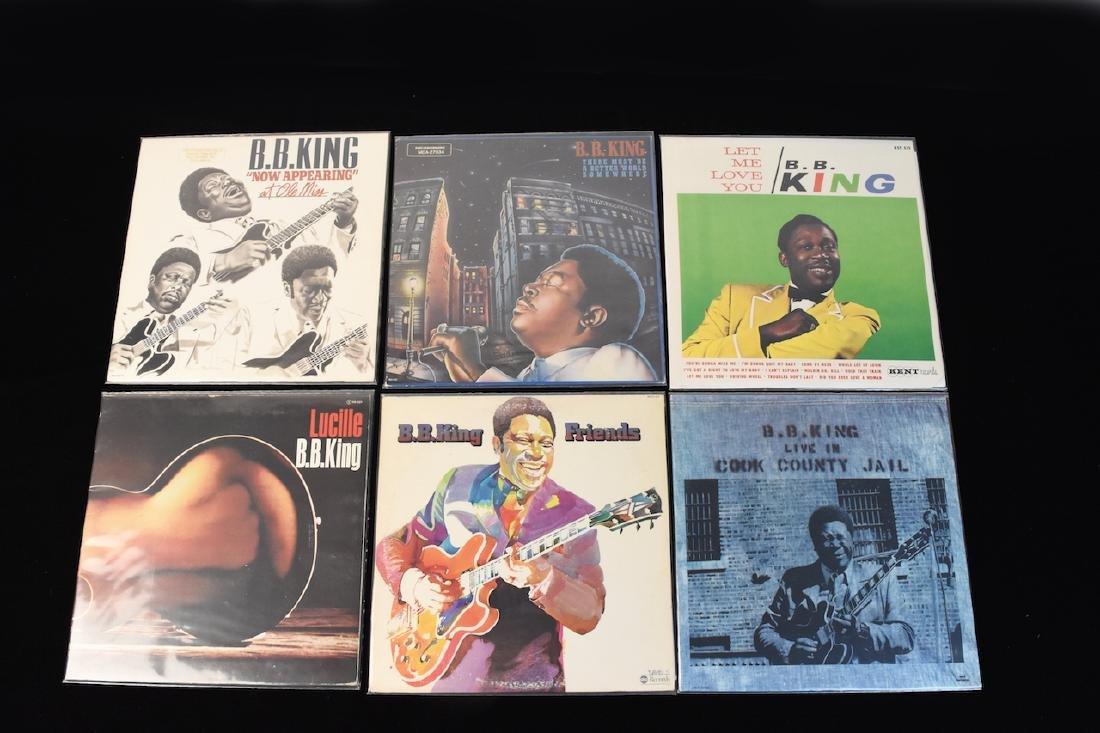 (20) B.B. King Albums on Vinyl - 3