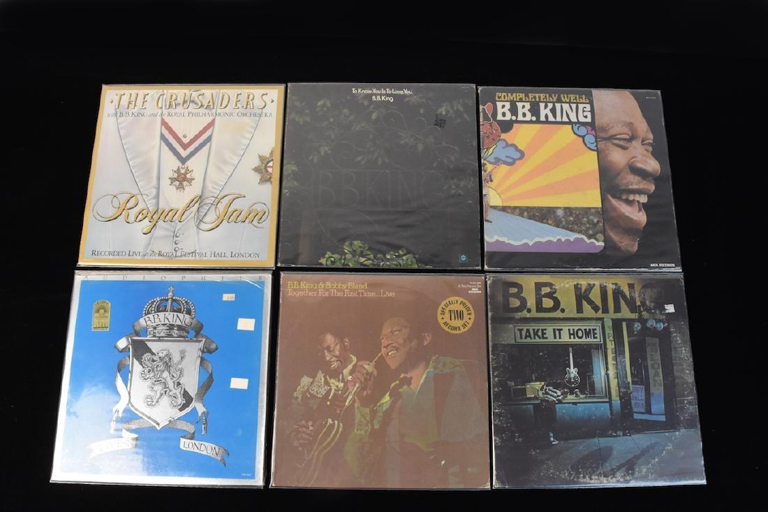 (20) B.B. King Albums on Vinyl - 4