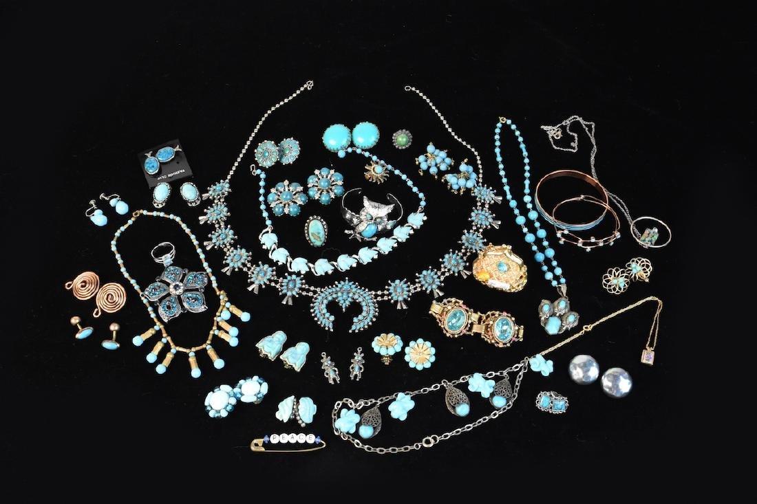Costume Jewelry by Coro, Sancrest, Monet +