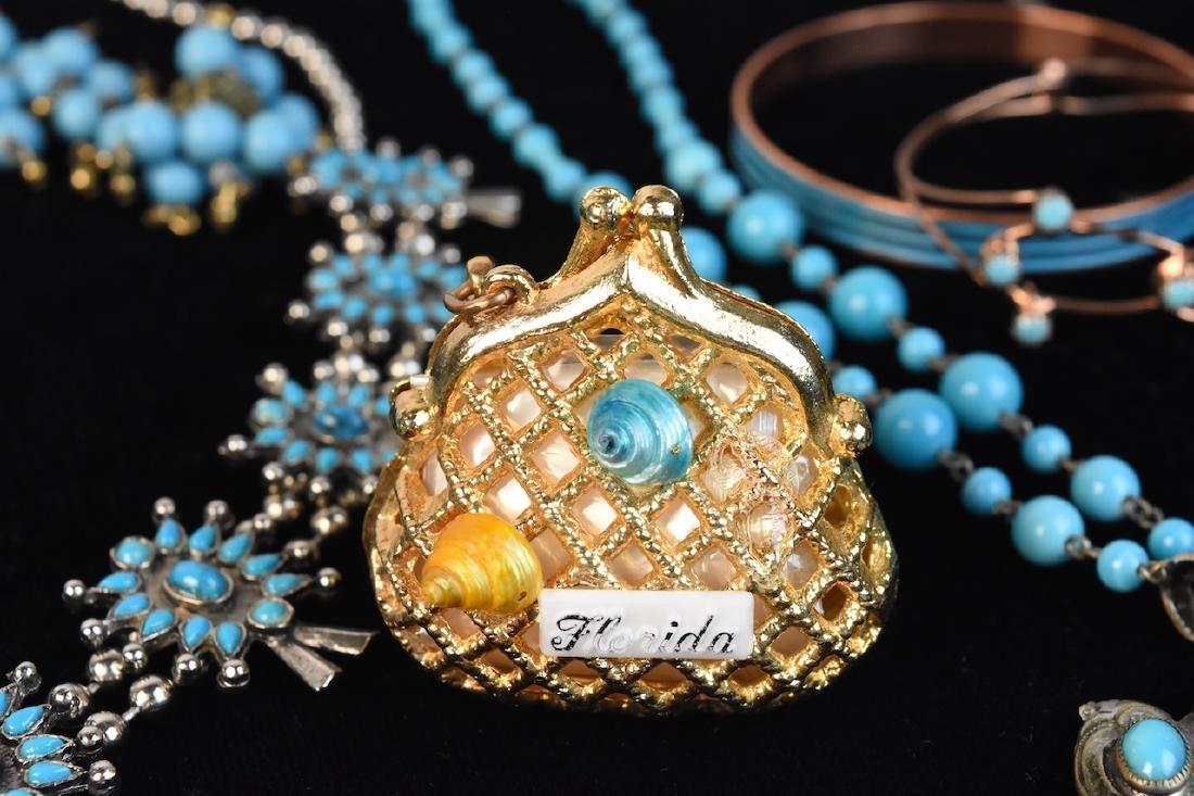 Costume Jewelry by Coro, Sancrest, Monet + - 4