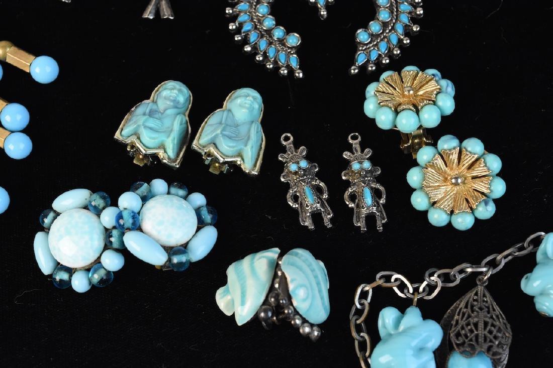 Costume Jewelry by Coro, Sancrest, Monet + - 5