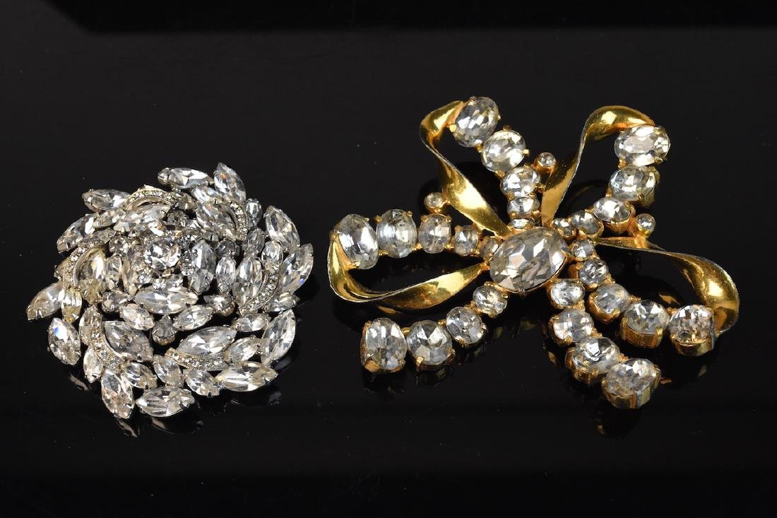 Vintage Rhinestone Jewelry Collection - 2