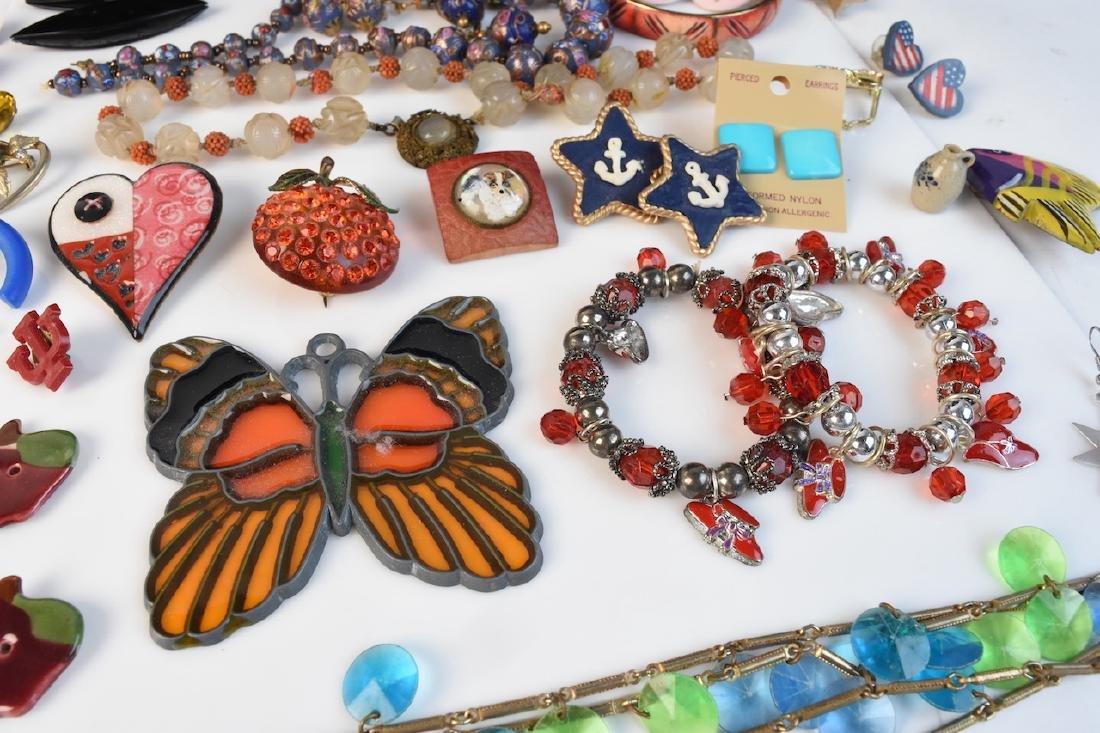 Assortment of Costume Jewelry - 2