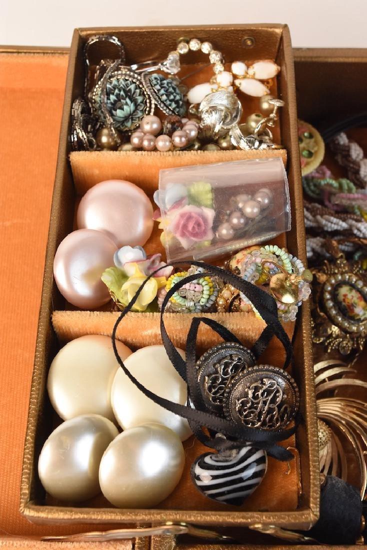 Costume Jewelry; Monet, Vendome, Trifari + - 5