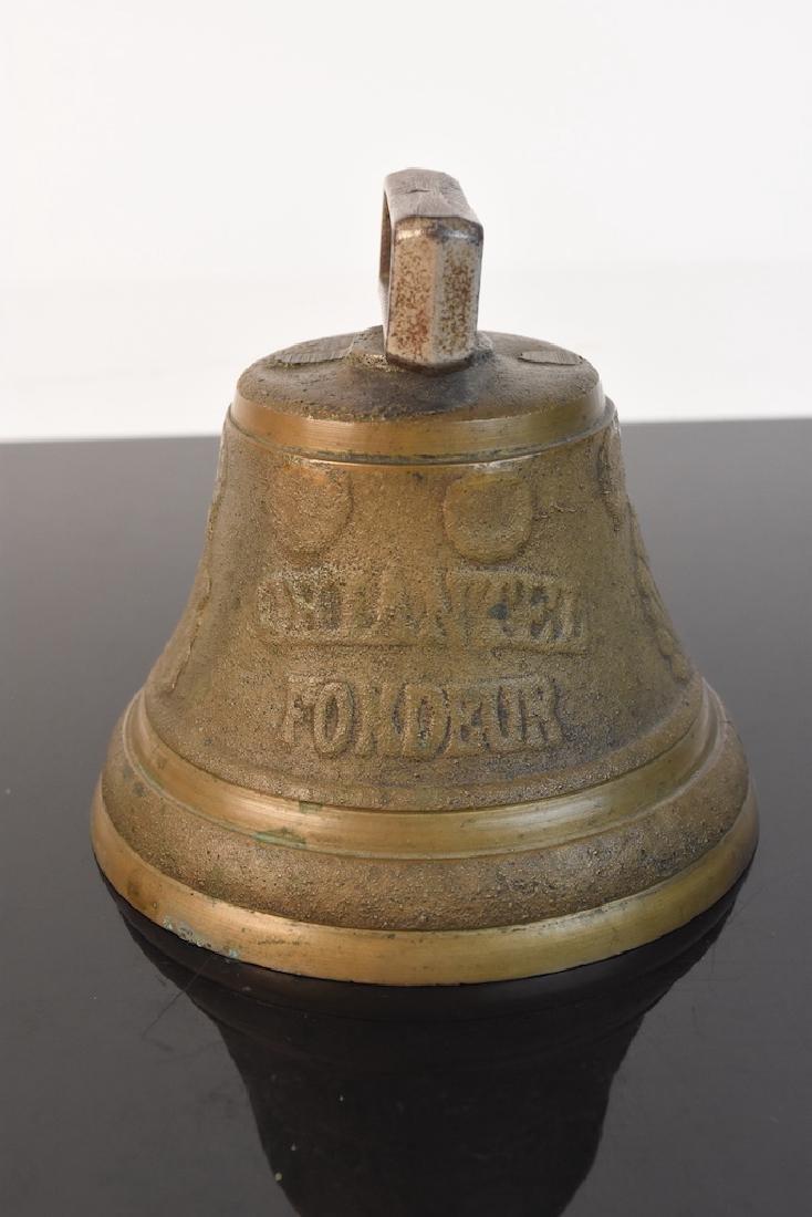 Chiantel Fondeur 1878 Saignelegier Cow Bell