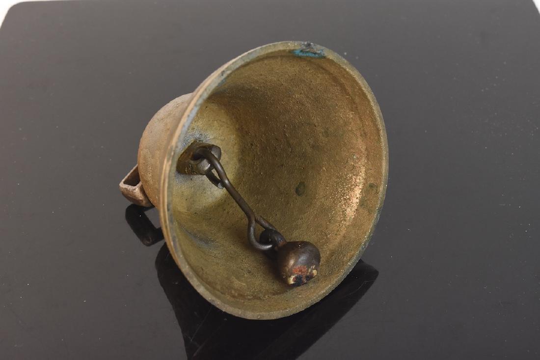 Chiantel Fondeur 1878 Saignelegier Cow Bell - 3