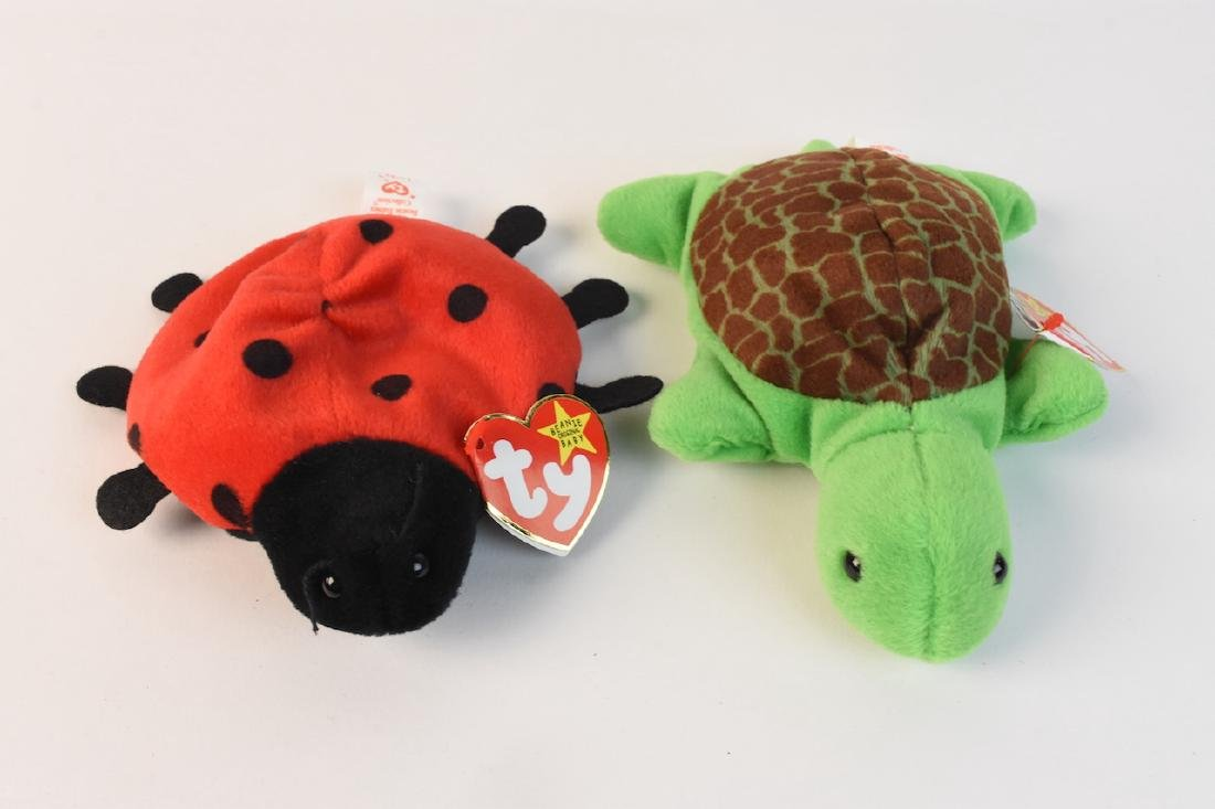 Collection of Beanie Babies Made in 1993 - 5