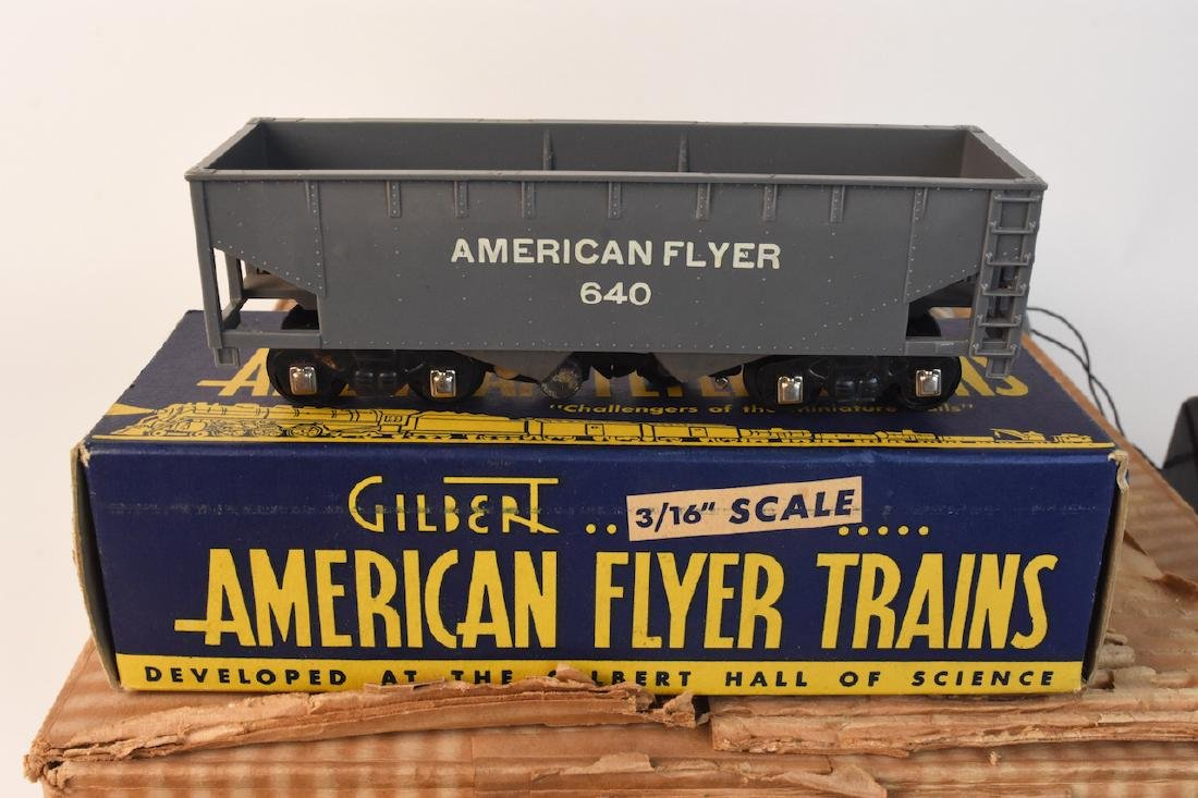 "Gilbert American Flyer Train Set 3/16"" Scale - 3"