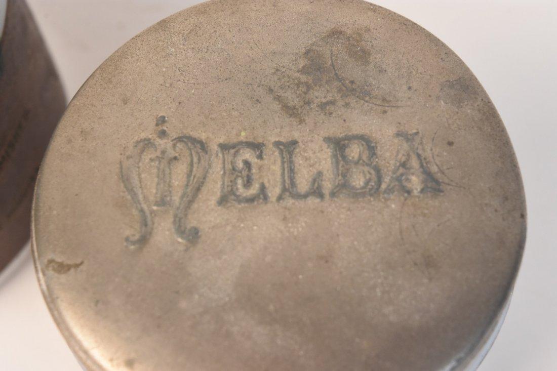 Vintage Melba Skin Cleanser Jars & Other - 2