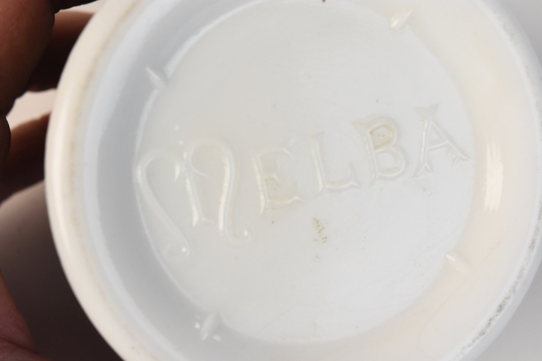 Vintage Melba Skin Cleanser Jars & Other - 4