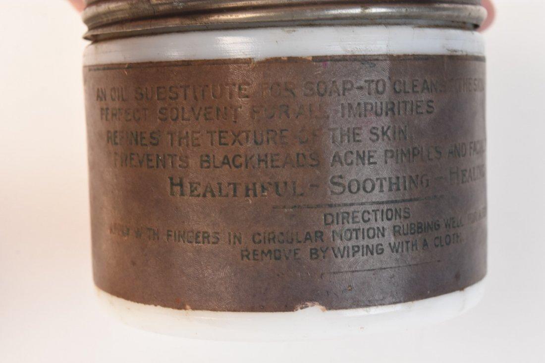 Vintage Melba Skin Cleanser Jars & Other - 5