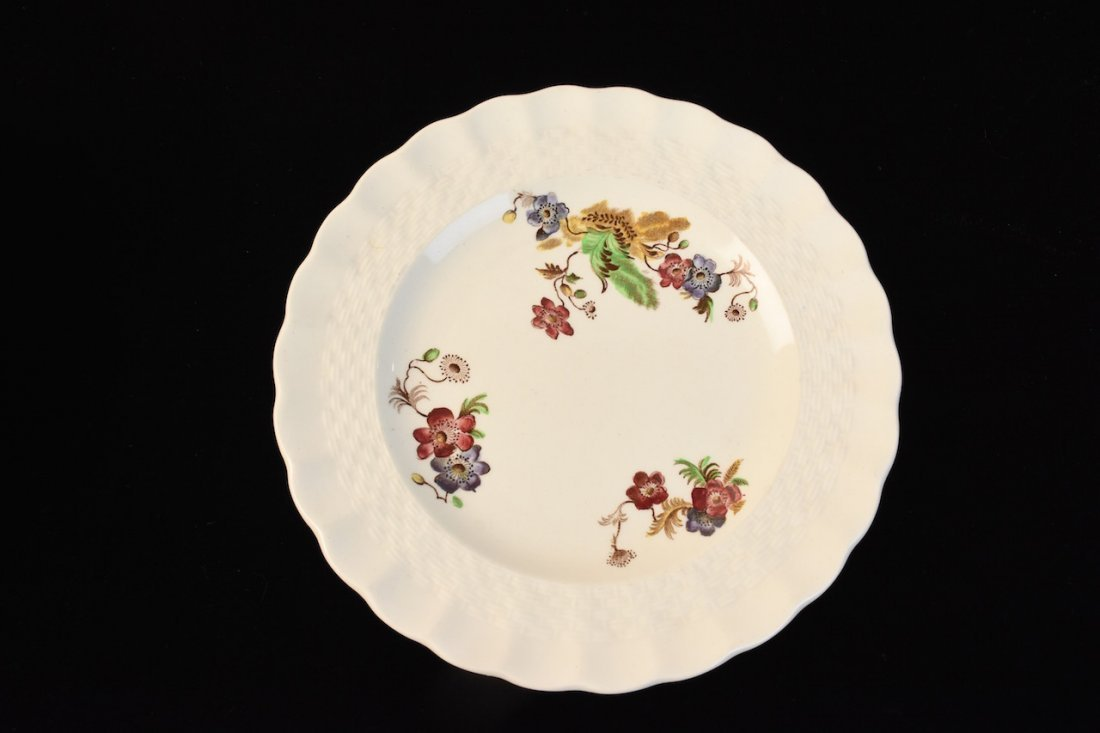 "Copeland Spode ""Wicker Lane"" Dinner Service - 4"
