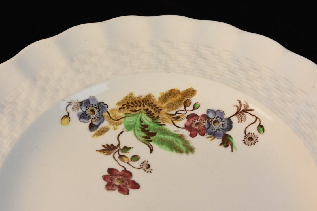 "Copeland Spode ""Wicker Lane"" Dinner Service - 5"