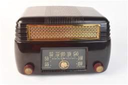 Vintage GE Bakelite Radio Model 202