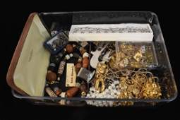14K Gold Costume  Sterling Jewelry Collection