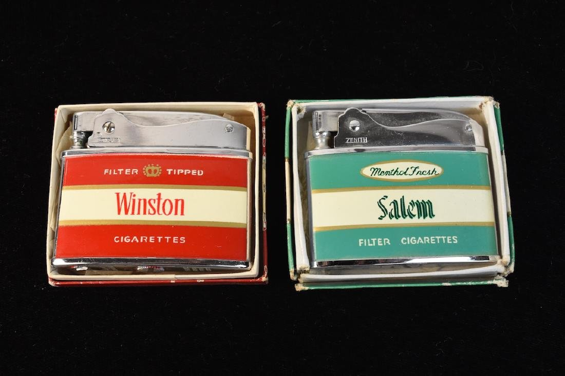 Collection of Zippo & Advertising Lighters - 2