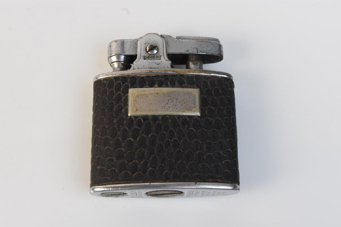 Collection of Zippo & Advertising Lighters - 5
