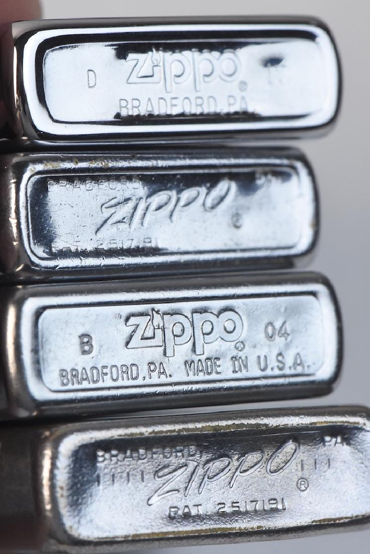 Collection of Zippo & Advertising Lighters - 6