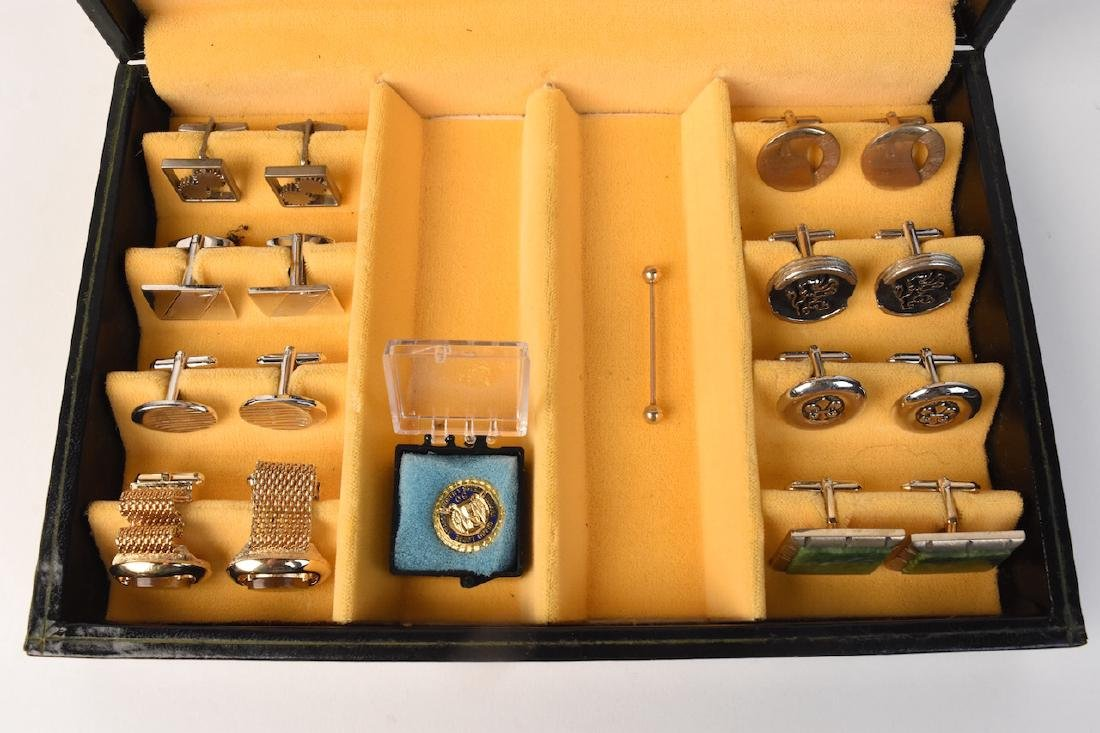 Swank Men's Cuff Links & Tie Clips and Other - 3