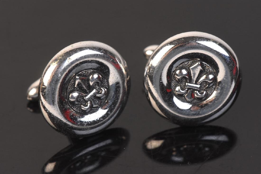 Swank Men's Cuff Links & Tie Clips and Other - 7