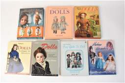 (7) Reference Books to Antique & Modern Dolls