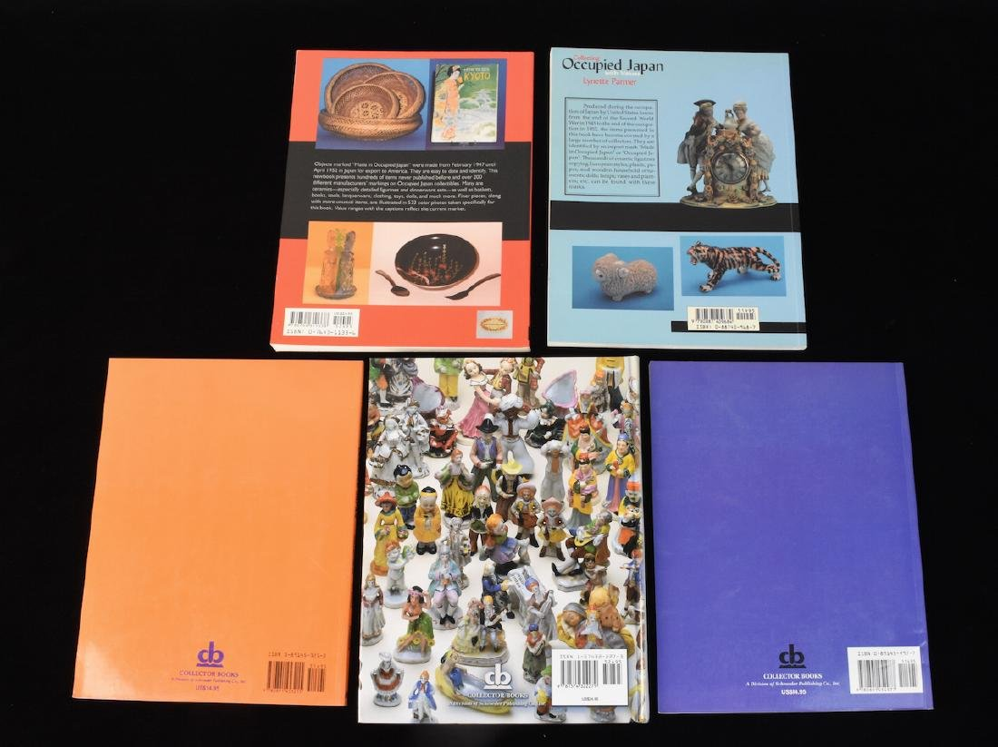 (4) Reference Guide Books to Occupied Japan Colles - 2
