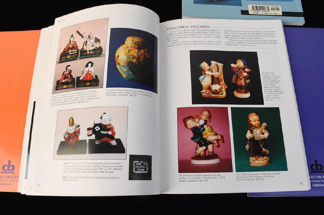 (4) Reference Guide Books to Occupied Japan Colles - 4