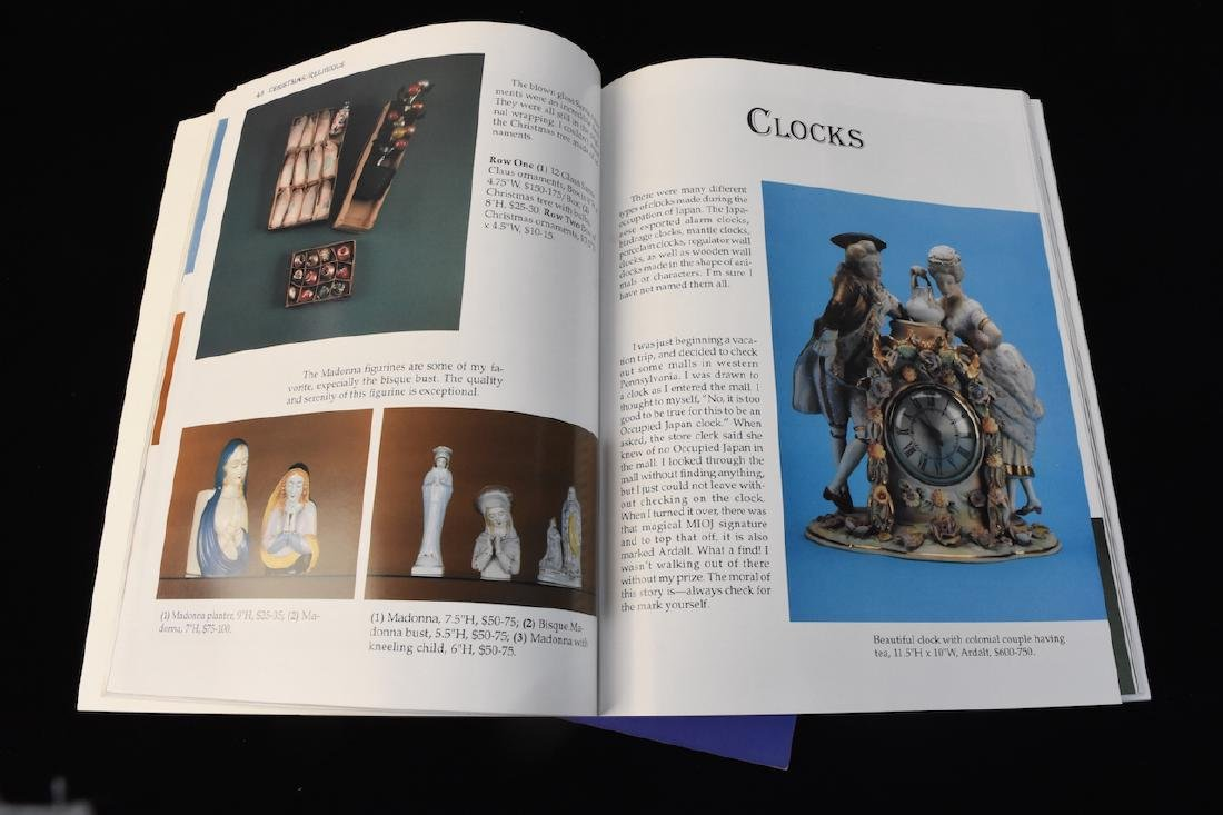 (4) Reference Guide Books to Occupied Japan Colles - 6
