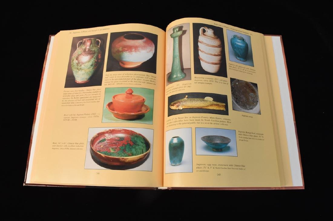 (5) Reference Guide Books to Pottery & Marks - 6