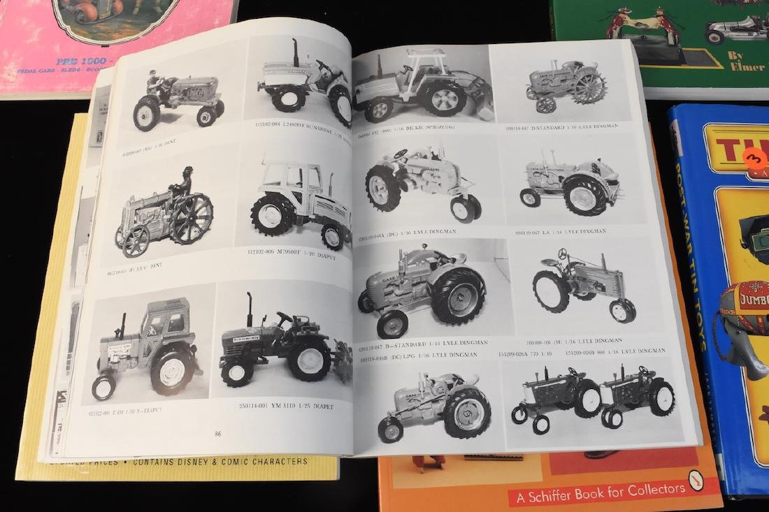 (7) Reference Guide Books to Toys - 4