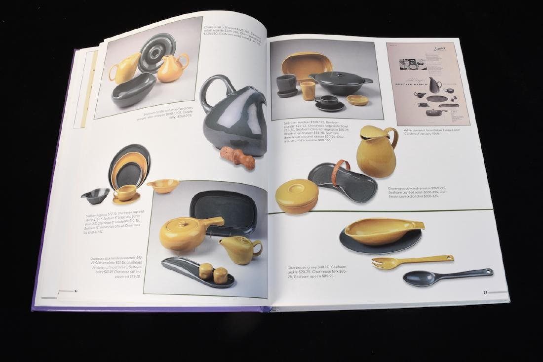 (6) Reference Guide Books to Dinnerware - 5