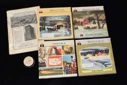 International Harvester Calendars 1966-1969
