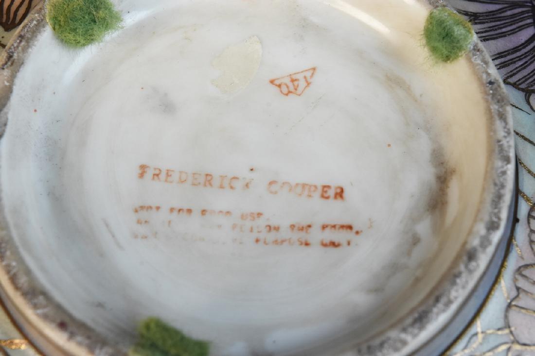 (2) Frederick Cooper Porcelain Pieces - 5