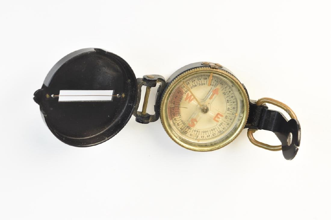 Sunwatch Pocket Compass & 1940's WWII US Army Coma - 2